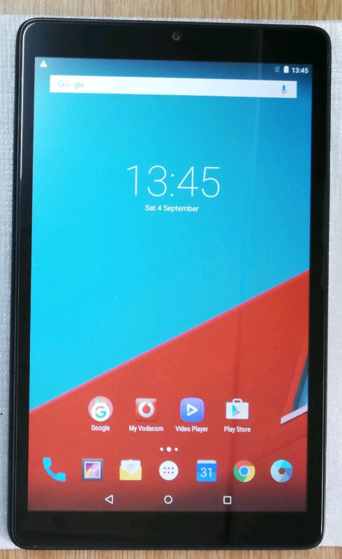 Vodacom powertab 10 VF1296, in good working condition.