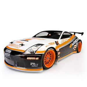 Hpi Racing Nissan Hankook Clear Body Ep Rc Cars Drift