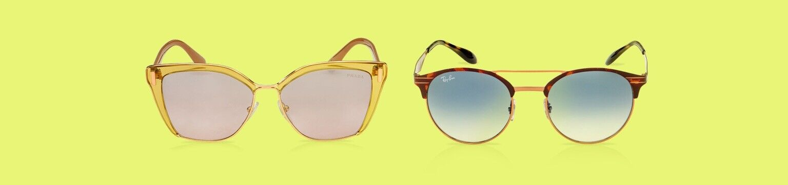 Up to 50% off this season's top frames.