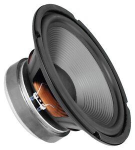 monacor high tech hifi bass subwoofer 10 zoll 25cm 250mm. Black Bedroom Furniture Sets. Home Design Ideas
