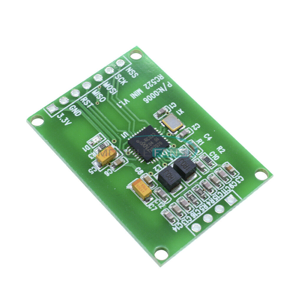 13.56MHz RFID module for arduino mf rc522 rc-522 reader writer card moduleNDOL