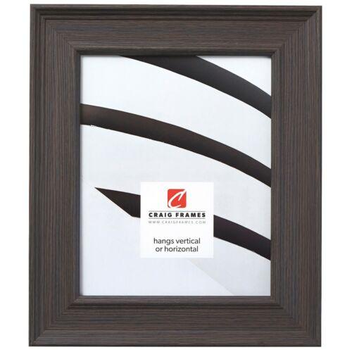 """Craig Frames Revival 2.0/"""" Oak Gray Picture Frame Poster Frame"""