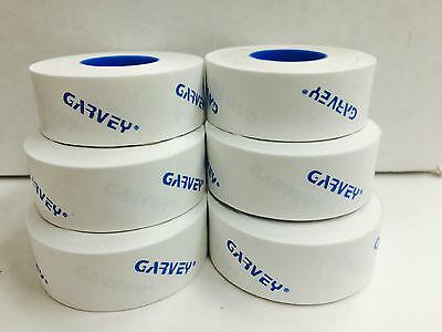 GARVEY Price Labels 3719 4000 PLAIN WHITE 1 Sleeve for Guns 37-6 37-7 37-12
