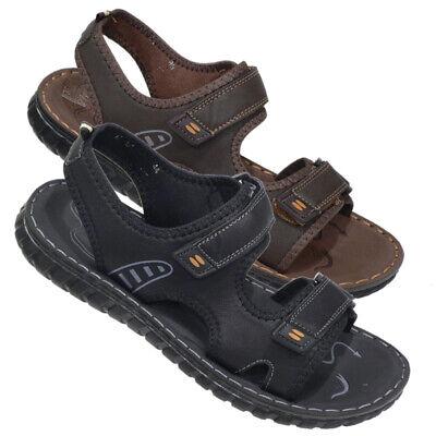 Outdoor Sandalen Herren Trekking Sandale Sommer Schuhe Klett Schuhe S G50   eBay