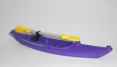 rot # 29110 Kayak Kanu Canoe LEGO Kajak
