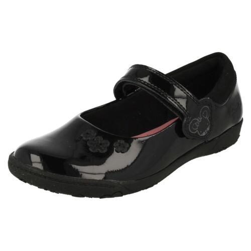 Clarks Binkies D'cole 'nibbles Sal Verni Chaussures Filles ' rrTOnaFq