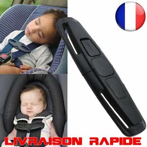 Securite-Voiture-Sangle-Ceinture-Enfant-Bas-Age-Harnais-Bebe-Auto-Protection