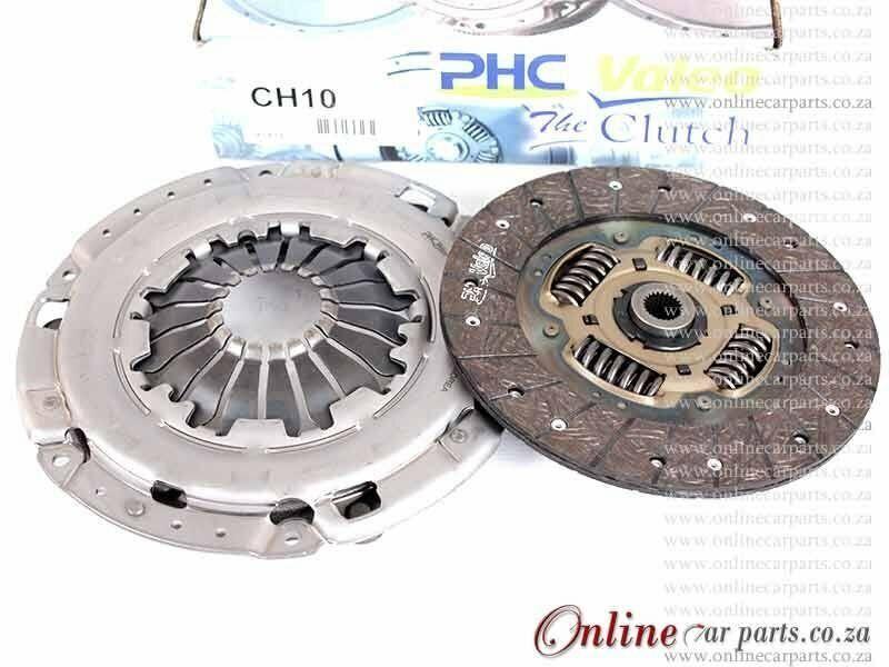 Chevrolet Cruze 1.8 2009- F18D4 16V 104KW 228mm x 24 Spline Clutch Kit