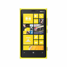 Nokia Lumia 32GB AT&T Unlocked GSM 4G LTE 8MP Windows 8 Smartphone-Yellow