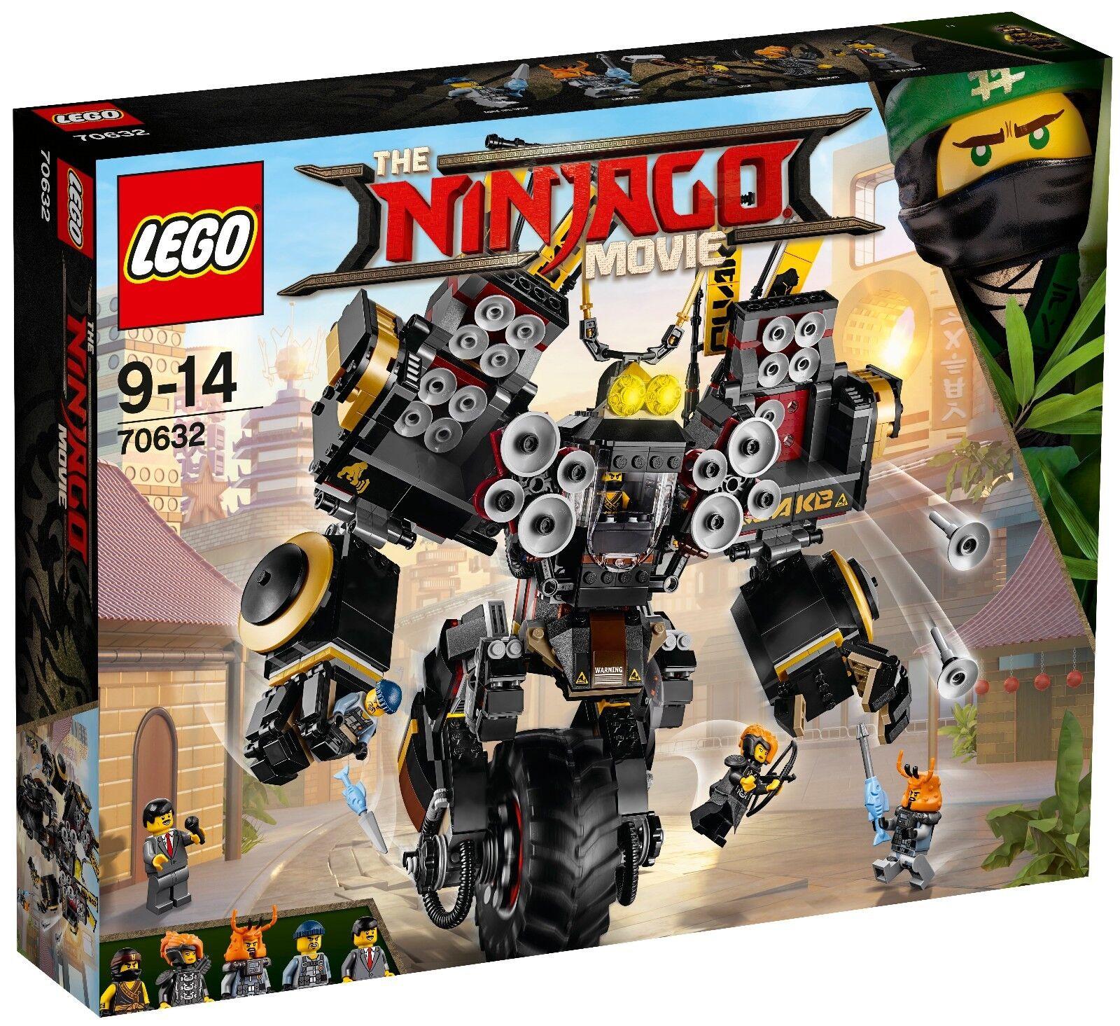 LEGO® Ninjago: 70632 Cole's Donner-Mech & 0.-€Versand & NEU & OVP