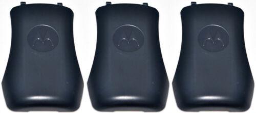 NEW 3 Motorola FV100 T4500 2-WAY Radio Walkie Talkie Battery  Cover FV150 T4550