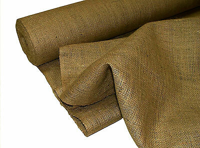 By the Metre - Quality Upholstery Hessian -Fabric Craft
