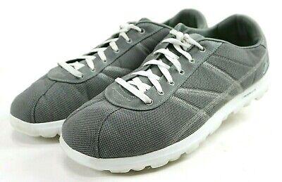 Skechers Goga Mat $90 Men's Walking Sneakers Size 14 Gray | eBay