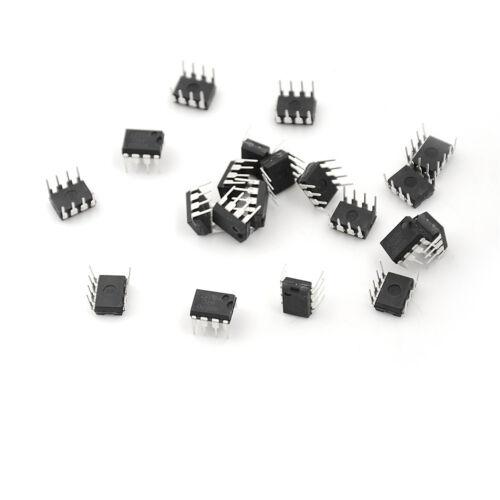 20PCS IC JRC4558D 4558D DIP8 OP AMP DIP8/_vi