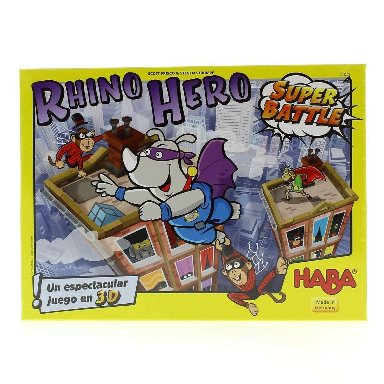 HABA HABA HABA – Rhino EROE SUPER BATTLE (303205) 8422ff