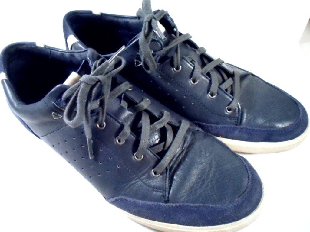 Cole Haan C13899  Grand OS Owen Sport Ox Biue White  Casual Shoes Sz 10.5