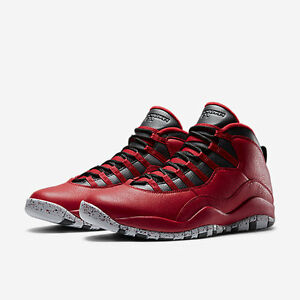 newest c95e5 14fdd Image is loading Nike-AIR-JORDAN-10-X-RETRO-AS-Bulls-