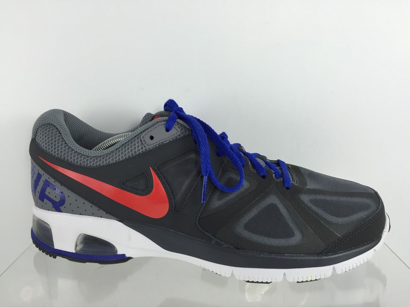 Nike Max Gray Air Mens Gray Max Athletic Shoes 11.5 15de6e