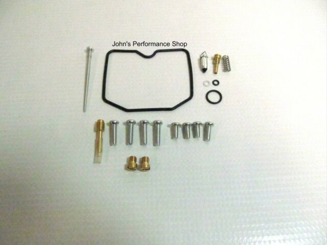 Moose Carburetor Rebuild Kit Arctic Cat 375 Auto 2x4//375 Auto 4x4 2002