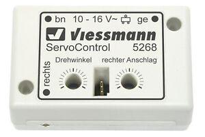 Viessmann-5268-Control-Servo-Nuevo