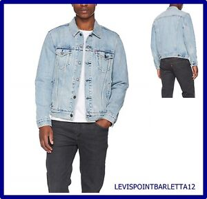on sale cd961 a28c7 giubbotto di jeans levis uomo giacca in denim levi's ...