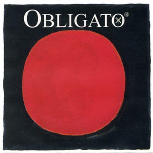 Pirastro Obligato Violin-Saiten Set - 4 4 - E-Kugel