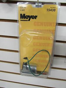 new genuine meyer snow plow c coil green wire 15430c e47. Black Bedroom Furniture Sets. Home Design Ideas