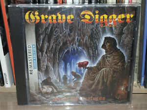GRAVE-DIGGER-HEART-OF-DARKNESS-SEALED-SIGILLATO-CD