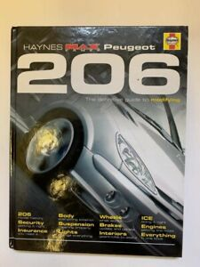 Haynes 4077 for Peugeot 206: The Definitive Guide to Modifying