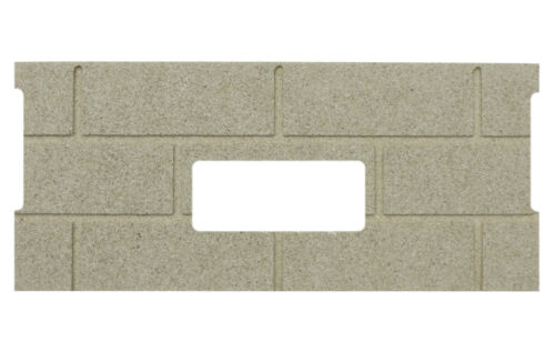 WHITFIELD PELLET FIREBRICK PROFILE 20 PP1009 OPTIMA 2-14650011