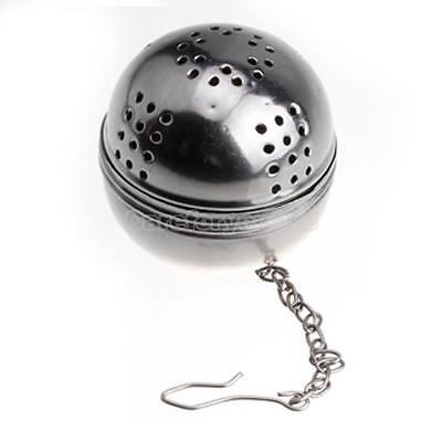 Reusable Stainless Steel Kitchen Sphere Tea Ball Tea Infuser Strainer Teakettle