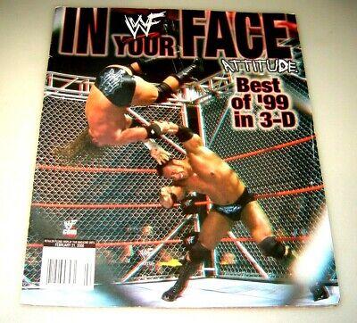 Publication Name: WWF Raw Magazine