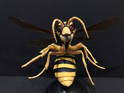 BIG Vespinae Figure Set of 3 Asian giant//yellow//Black hornet Gashapon BANDAI
