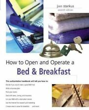 How to Open and Operate a Bed & Breakfast, 7th (Home-Based Business-ExLibrary