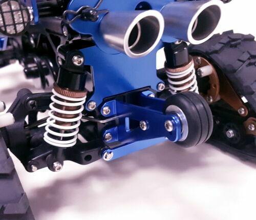 Aluminum Oil Shock//Damper for Tamiya 1//18 KONGHEAD//KING YELLOW 6X6 G6-01 chassis