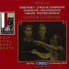 Gesangsszene Lyrische Sinfonie in 7 Gesngen Op.18 by Compact Disc Book