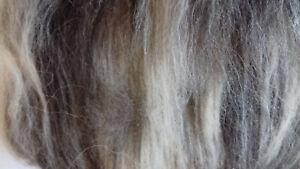 Fumisterie Mélangé Laine cardée Batt 10-100 g naturel non teint UK Laine Feutre ou Spin Fibre  </span>