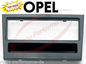 Radioblende-Opel-Astra-Twin-Superior-H-2004-Marco-Montaje-Empotrado-1din