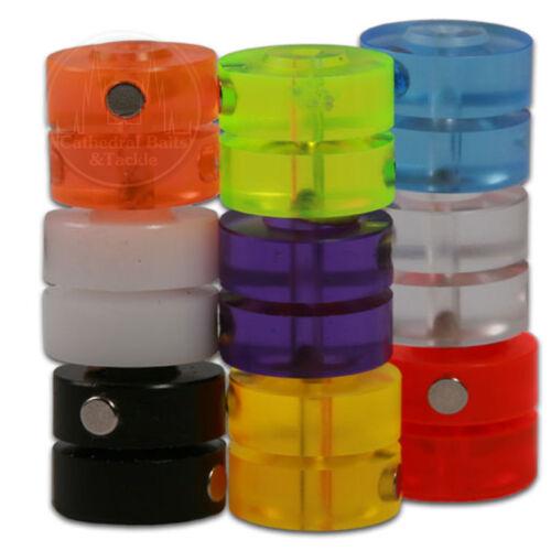 Gardner/'s Att/'s Spare Magnet Roller Wheels 3 Sizes 2 4 Or 6 Magnets