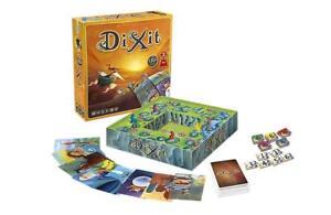 Asmodee DIX01ML. Juego de mesa Dixit Clásico. Edición Española. 3-6 jugadores