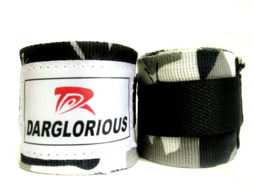 Hand Wraps Boxing Inner Fist Protector Muay Thai MMA Punch Bag Gloves Bandages
