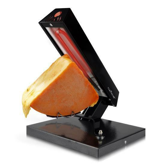 NUTRICHEF PKCHMT24 Cheese Raclette - Electric Cheese Warmer Melter