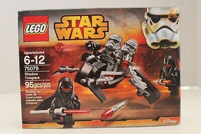 NEW Lego 75079 Shadow Trooper Guard Mini Figure /& Accessories