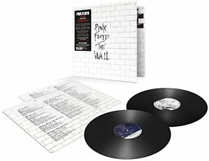 Pink-Floyd-The-Wall-2-x-180gram-Remastered-Vinyl-LP-NEW-amp-SEALED