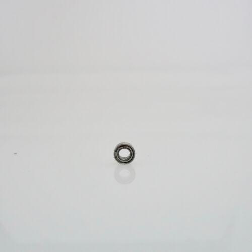 Radial Chromstahl Kugellager Keramik SI3N4 3 x 6 x 2.5 mm geschlossen partCore M