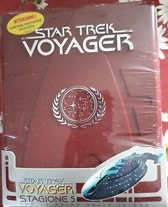 STAR-TREK-VOYAGER-STAGIONE-5-7-DVD