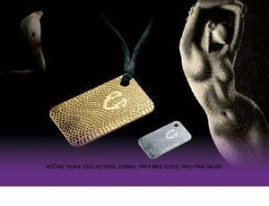 20-Gram-Silver-Pamp-Suisse-Ingot-Pendant-COBRA-Icons-Skin-Necklace-PURE-SILVER