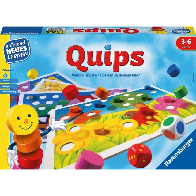 Ravensburger Quips, Brettspiel