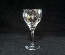 "Rosenthal Crystal Lotus Plain White Wine Drinking Glass 6 5/8"" tall multi avail"