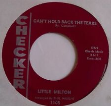 LITTLE MILTON ~ WE'RE GONNA MAKE IT ~ RARE funk 45 on CHECKER ~ HEAR IT